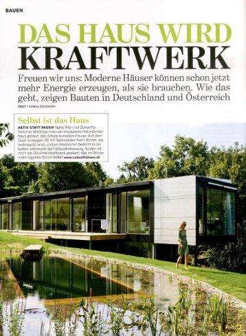 Artikel lesen - Future Evolution House