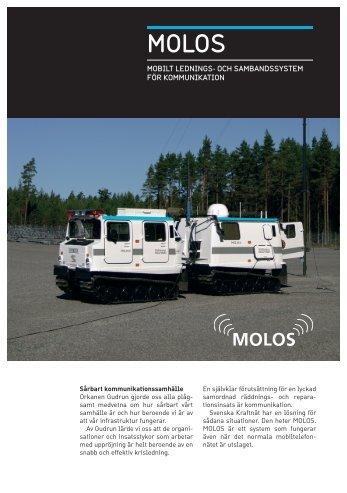 Mobilt lednings- och saMbandssysteM för koMMunikation