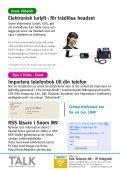 Talk for you 1 - 2011 / Din guide till IP-telefoni - Talk telecom - Page 5