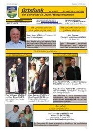 Ortsfunk-Juli-2007 - St. Josef