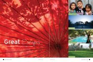 Chiang Mai | Rishikesh | Byron Bay | Ubud - Radiance Retreats