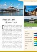 Dießen am Ammersee - Tourist-Info-Diessen am Ammersee - Page 3
