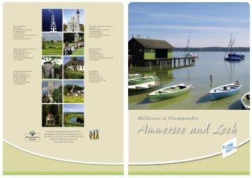 Willkommen im Urlaubsparadies zwischen Ammersee und Lech