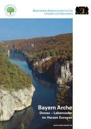 Bayern Arche Donau - Bayerisches Staatsministerium für Umwelt ...