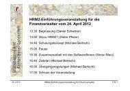 Statistisches A m t Kanton Basel-Landschaft - Statistik Baselland ...