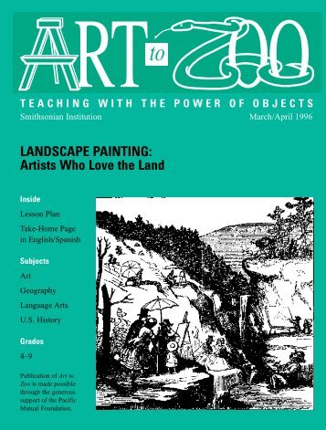 Artists Who Love the Land - Smithsonian Education
