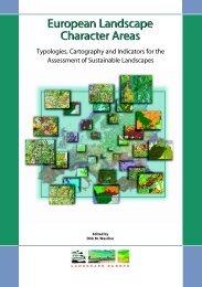 European Landscape Character Areas - Landscape Europe