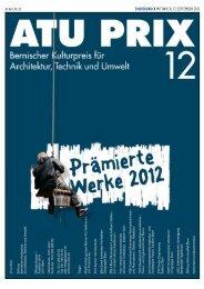 Sonderdruck vom 12. September 2012 - atu prix
