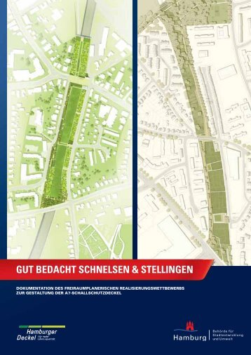Gut Bedacht SchnelSen & StellinGen - Hamburger Deckel