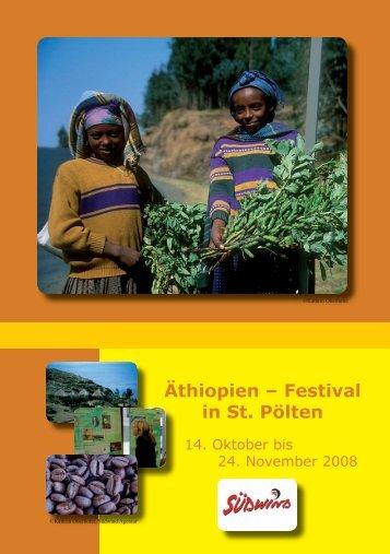 Äthiopien – Festival in St. Pölten