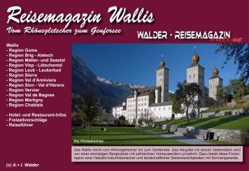 Reisemagazin Wallis - Reisetipps-Europa