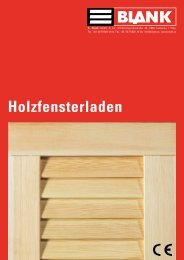 Holzfensterladen