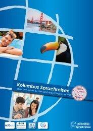 Download gesamter Kolumbus-Erwachsenensprachreisen-Katalog ...