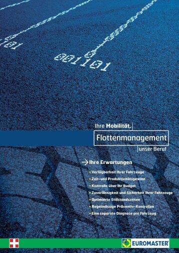 Flottenmanagement - Euromaster