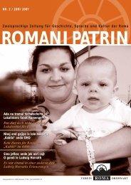 roman i pat rin - Verein Roma Oberwart