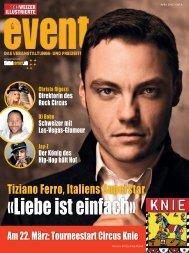 58 CD-, DVD-, Buch- und Kinotipps - Ticketcorner