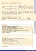 März 2008 - Wohnungsgenossenschaft MERKUR eG - Page 3
