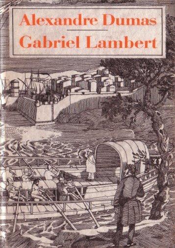 Dumas, Alexandre - Gabriel Lambert.pdf