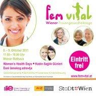 Eintritt frei Eintritt frei - Psychosoziale Dienste in Wien