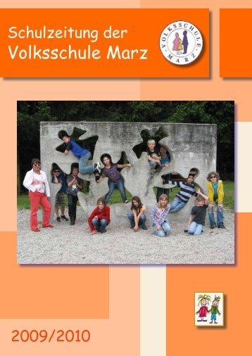 Volksschule Marz - 1. Klasse
