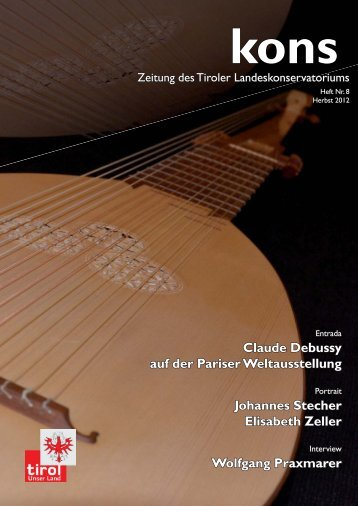 Claude Debussy auf der Pariser Weltausstellung Johannes Stecher ...