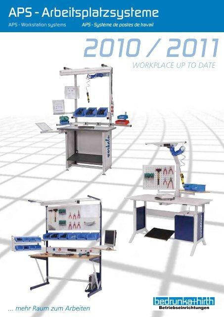 APS 2010 / 2011 - Wachter Lagertechnik
