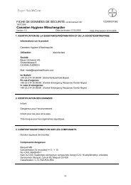 Canesten Hygiene Wäschespüler - Bayer