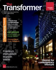 The Transformer - IFM Immobilien AG