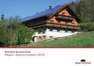 Schöne Aussichten 2012 (PDF) - Engel & Voelkers