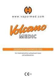 GebrauchsanweisunG - Medical Vaporizer by Vapormed