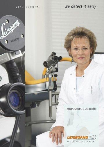 Leisegang Katalog 2013 (DE) - Leisegang Feinmechanik Optik GmbH