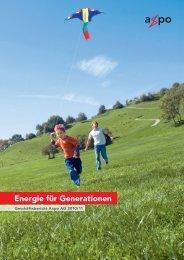 Geschäftsbericht 2010/11, Axpo AG