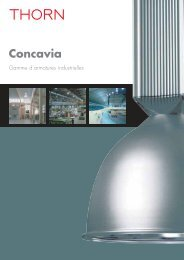 Concavia - THORN Lighting