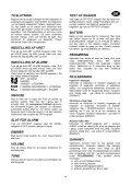 Bruksanvisning Shake-Awake Jumbo - Page 4