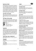 Bruksanvisning Shake-Awake Jumbo - Page 5