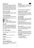 Bruksanvisning Shake-Awake Jumbo - Page 6