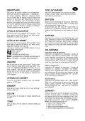 Bruksanvisning Shake-Awake Jumbo - Page 7