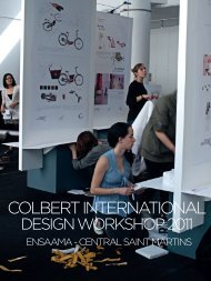 Colbert International Design Workshop 2011 - Intramuros