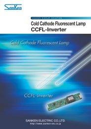 Cold Cathode Fluorescent Lamp CCFL-Inverter