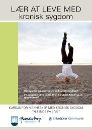 lær at leve med kronisk sygdom - Patientuddannelse - Silkeborg ...