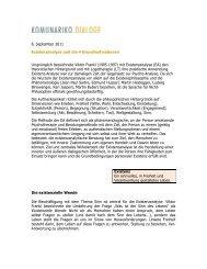 Existenzanalyse und die 4 Grundmotivationen - Komunariko