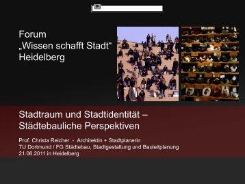 Vortrag von Professorin Christa Reicher (PDF-Datei, 5 - Stadt ...