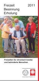 Seniorenreisen 2011 für den Download - Caritasverband Paderborn ...