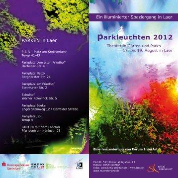 PARKEN in Laer - Kreis Steinfurt