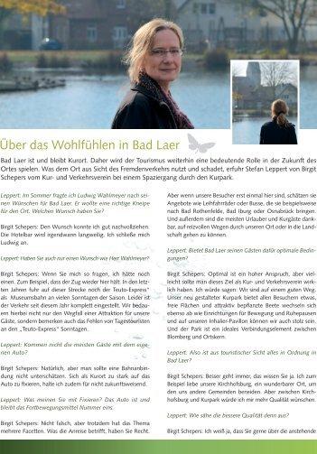 Ausgabe Dezember 2012 - Gemeinde Bad Laer