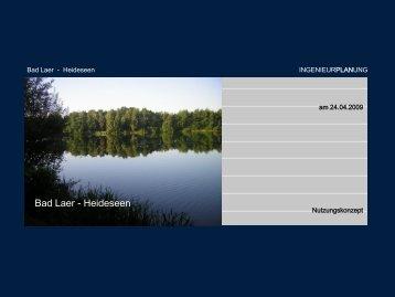 Bad Laer - Heideseen - Landkreis Osnabrück