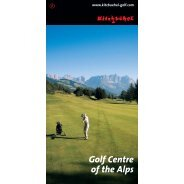 golf alpin - Kitzbüheler Alpen