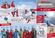 7 Tage 6 Tage - Skitestwoche