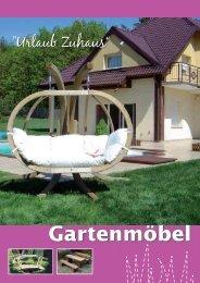 Gartenmöbel - Scheiwe-Holz