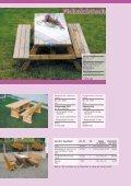 Gartenmöbel - Scheiwe-Holz - Seite 3